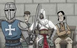 [Video] Sát thủ Altair có phép thuật?