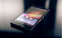 Sony Xperia Z giành được hàng loạt giải thưởng tại CES 2013