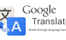 Google Translate cho Android đã có thể dịch offline