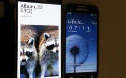 Galaxy S4 mini sẽ bán cuối tháng 4