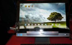 """Cận cảnh Asus Transformer AiO với màn hình siêu """"khủng"""" 18,4 inch"""