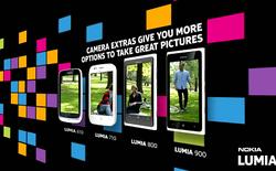 Nokia tung loạt ứng dụng camera hấp dẫn cho điện thoại Lumia