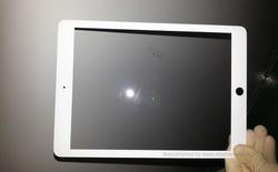 Lộ diện mặt trước iPad 5 với viền màn hình mỏng giống iPad mini