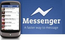 Facebook Messenger cho Android nâng cấp phiên bản mới, hỗ trợ Sticker ngộ nghĩnh