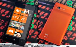 Alcatel giới thiệu điện thoại Windows Phone 7.5 giá 2,7 triệu đồng