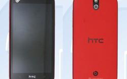 Lộ diện smartphone giá rẻ HTC 608t có ngôn ngữ thiết kế giống HTC One