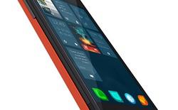 """Smartphone Sailfish đầu tiên chính thức ra mắt: Thiết kế """"hai mảnh"""", giá hơn 10 triệu đồng"""