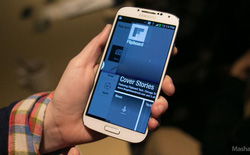 Samsung hứa hẹn khắc phục tình trạng thiếu bộ nhớ trên Galaxy S4