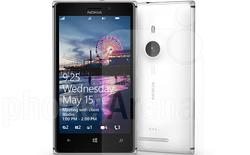 """Màn hình của Lumia 925 có độ sáng cao kỷ lục trong """"họ"""" AMOLED"""