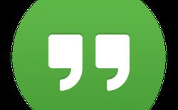 "Hangouts sẽ trở thành ""tương lai của Google Voice"""