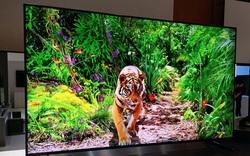 Mới năm trước còn là viển vông, nay TV 8K đã trở thành xu hướng