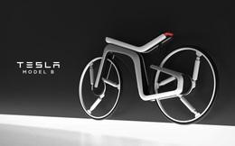 Cùng xem concept xe đạp điện Tesla Model B đậm chất viễn tưởng từ ngoài vào trong