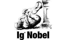 Lễ trao giải IG Nobel 2020: Cho cá sấu hít khí heli, xoay giun đất như chóng chóng và làm dao bằng phân đông lạnh