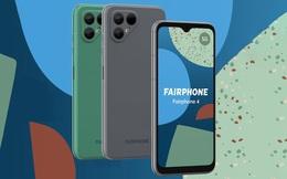 Ra mắt smartphone thiết kế dạng module dễ sửa chữa, làm bằng vật liệu tái chế, giá 15.3 triệu đồng