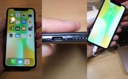 Đây là chiếc iPhone đầu tiên trên thế giới với cổng USB-C