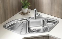 8 món nội thất giúp không gian nhà bếp nhỏ đẹp hoàn hảo