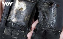 Nam sinh tử vong do điện thoại phát nổ khi đang học online: Lửa bén vào áo khoác bùng cháy