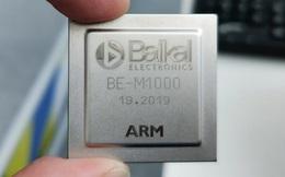 Bộ xử lý ARM đầu tiên của Nga xuất xưởng, hiệu năng tương đương Intel Core i3-7300T