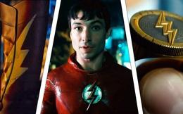 """Soi teaser mới của The Flash: Barry Allen """"hack"""" thời gian để về quá khứ cứu mẹ, Batman sẽ hi sinh?"""