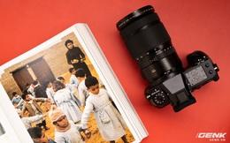 Trên tay và trải nghiệm nhanh GFX50S II: Máy ảnh Medium Format giá 97 triệu đồng của Fujifilm có gì hot?