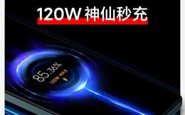 Xiaomi mang công nghệ 120W xuống dòng Redmi Note tầm trung