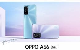 """OPPO A56 5G ra mắt: Phiên bản nâng cấp hiệu năng của OPPO A55 nhưng """"cải lùi"""" camera và sạc nhanh, giá 5.7 triệu đồng"""