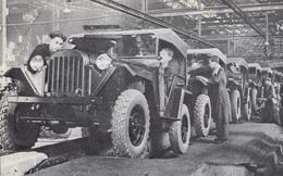 Đại chiến thế giới lần thứ II: Lịch sử những chiếc ô tô nổi tiếng của hai phe Xô – Đức (Phần 2)