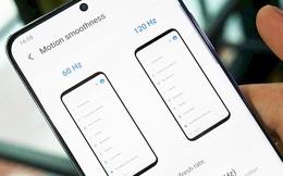 Cách kiểm tra tần số quét màn hình của điện thoại bạn mà không cần dùng ứng dụng