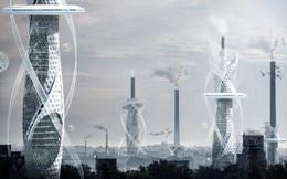 Những ý tưởng thiết kế nhà chọc trời 'ngông cuồng' nhất trong giới kiến trúc