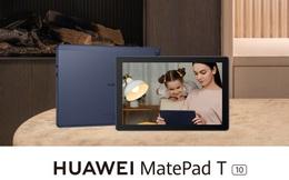 Huawei ra mắt máy tính bảng MatePad T 10 tại VN: Màn hình 9.7 inch, chip Kirin 710A, pin 5100mAh, giá 3.99 triệu đồng