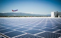 Tại sao không biến sân bay thành một trang trại điện mặt trời khổng lồ?