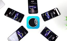 """Biến smartphone thành hệ thống âm thanh """"đa kênh"""" cực đỉnh với AmpMe"""