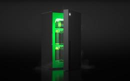 Tưởng chỉ là trò đùa của cộng đồng mạng, ai dè Microsoft biến Xbox Series X thành tủ lạnh mini thật luôn