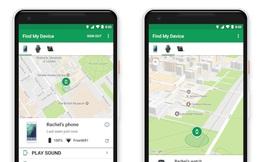 Google đang phát triển mạng lưới tìm kiếm thiết bị tương tự Find My của Apple