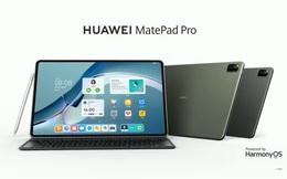 Huawei ra mắt máy tính bảng MatePad mới: Chạy HarmonyOS, có cả phiên bản dùng chip Snapdragon, giá từ 13.7 triệu đồng