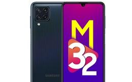 Galaxy M32 ra mắt: Màn hình AMOLED 90Hz, chip Helio G80, pin 6000mAh, giá từ 4.6 triệu đồng