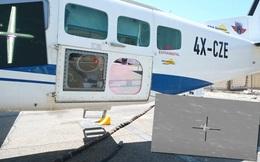Israel vừa bắn hạ loạt drone bằng súng laser cường độ cao trên không