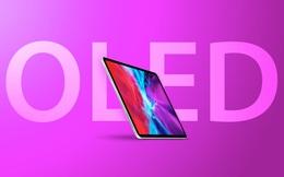 Apple sẽ ra mắt iPad Air OLED 10.86 inch vào năm tới, iPad Pro OLED vào năm 2023