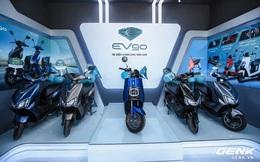 """Thêm 1 thương hiệu xe máy điện xuất hiện tại Việt Nam, sản xuất theo tiêu chí """"5 không"""", hợp tác với Bosch"""