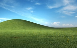 """Microsoft tung bộ hình nền """"hoài niệm"""", có cả Bliss huyền thoại của Windows XP"""