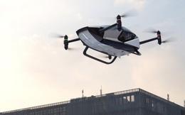 Hãng xe điện Trung Quốc ra mắt nguyên mẫu xe bay tự hành mới, kỳ vọng sớm thương mại hóa sản phẩm
