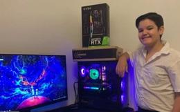 Cậu bé 11 tuổi mua được RTX-3090 nhờ lỗ hổng trên trang bán hàng giữa lúc thị trường đang sục sôi vì GPU khan hiếm