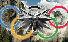 Nữ xạ thủ Nga là fan cứng của The Witcher: đeo dây chuyền sói khi thi đấu Olympic, vinh dự đoạt cả HCV và HCB