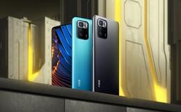 POCO X3 GT ra mắt tại VN: Dimensity 1100 5G, pin 5000mAh, sạc nhanh 67W, giá 7.99 triệu đồng