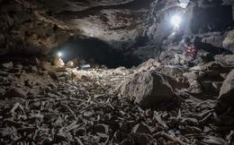 Phát hiện hang động chứa đầy xương được linh cẩu cất giấu trong hàng nghìn năm qua, có cả xương người tiền sử