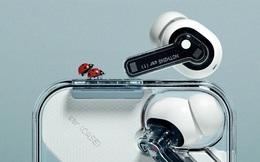 Công ty mới của cựu founder OnePlus ra mắt sản phẩm đầu tay: Tai nghe không dây Nothing Ear (1), giá 99 USD