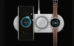 Huawei ra mắt đế sạc không dây sạc được 3 thiết bị cùng lúc, giá gần 3 triệu
