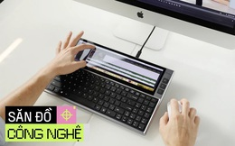"""Bàn phím """"siêu mỏng cánh"""", chuột kèm màn hình OLED và những món phụ kiện máy tính đang rất hot trên Kickstarter"""