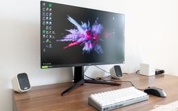 Trên tay màn hình LG 27GP850: Độ phân giải 2K 180Hz, hài hòa giữa gaming và công việc sáng tạo