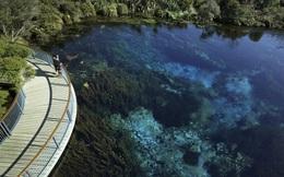 Chiêm ngưỡng hồ nước ngọt sạch nhất thế giới mà con người từng biết đến